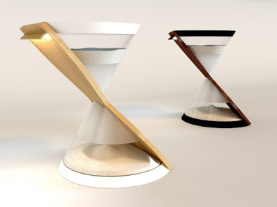 Clepsamia Time Lamp This Cool Brings And Lighting On The Same Platform Similarly As An Hourglass Contains Sand